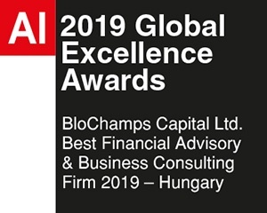 Acquisition International Magazin - Best Financial Advisory & Business Consulting Firm 2019 – Hungary Díj